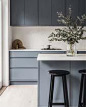 Soft Blue Grey Joinery 2021